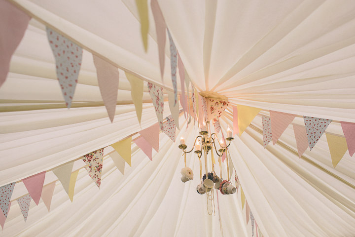 Vintage Shabby Chic Wedding By Scuffins Photography