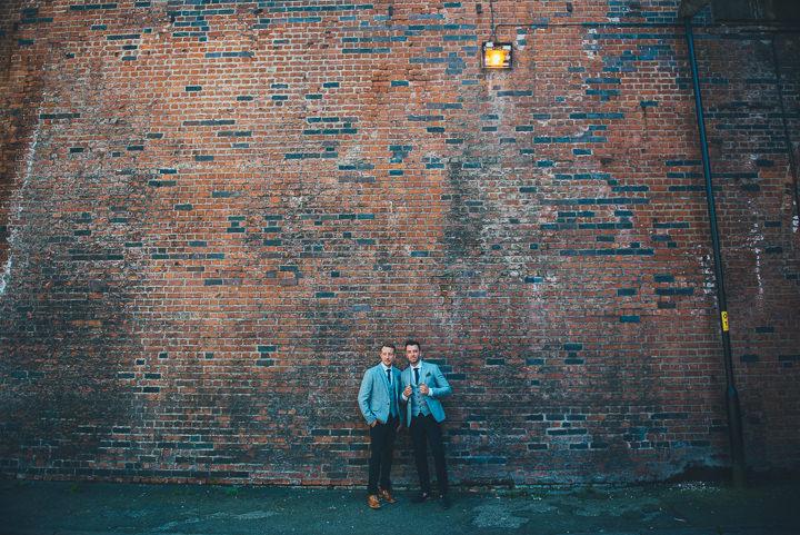 20 Andrew & Glenn's Mr Perfect Manchester Wedding. By Nicola Thompson