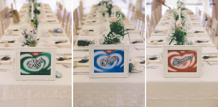 21 Ellie & Neil's Vintage, Shabby Chic Wedding. By Scuffins Photography
