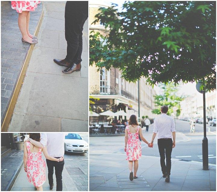 21 Emily & Michael's Belgravia Pre-wedding Shoot. By Jacob & Pauline Photography