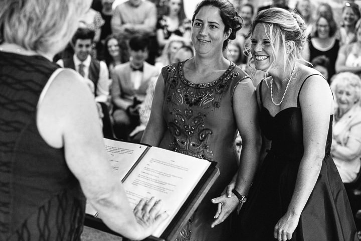 21 Lyndsey & Ffion's Relaxed, Multicultural Wedding. By Vickerstaff Photography