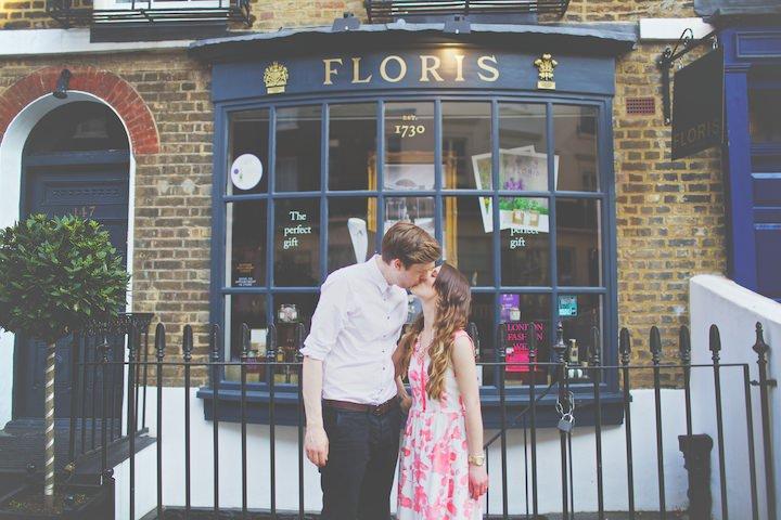 22 Emily & Michael's Belgravia Pre-wedding Shoot. By Jacob & Pauline Photography