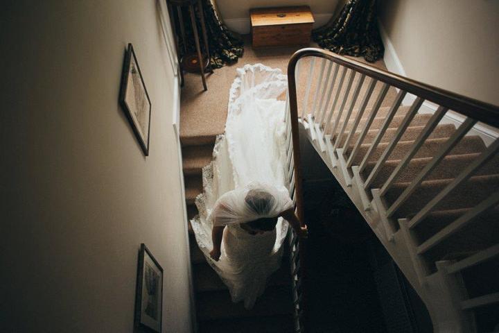 22 Katie & Chris' Vintage Inspired Rustic Wedding. By Funky Pixel