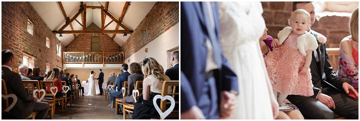 22 Kerry & Paul's Soft Pastel, Barn Wedding. By Tux and Tales