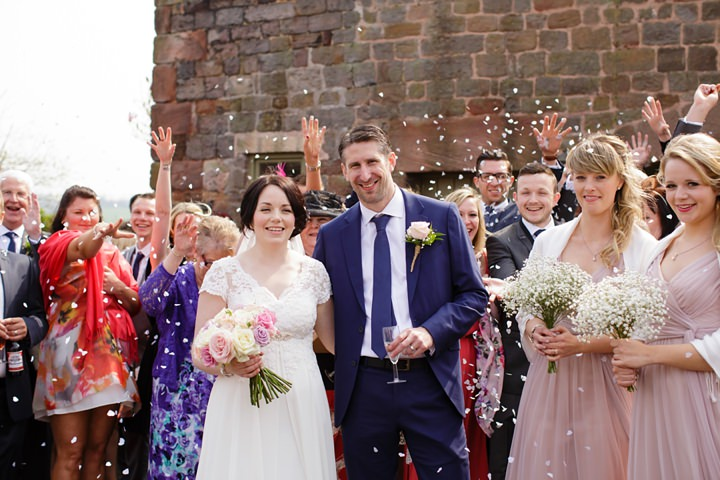 23 Kerry & Paul's Soft Pastel, Barn Wedding. By Tux and Tales