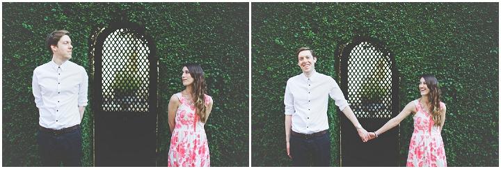 24 Emily & Michael's Belgravia Pre-wedding Shoot. By Jacob & Pauline Photography