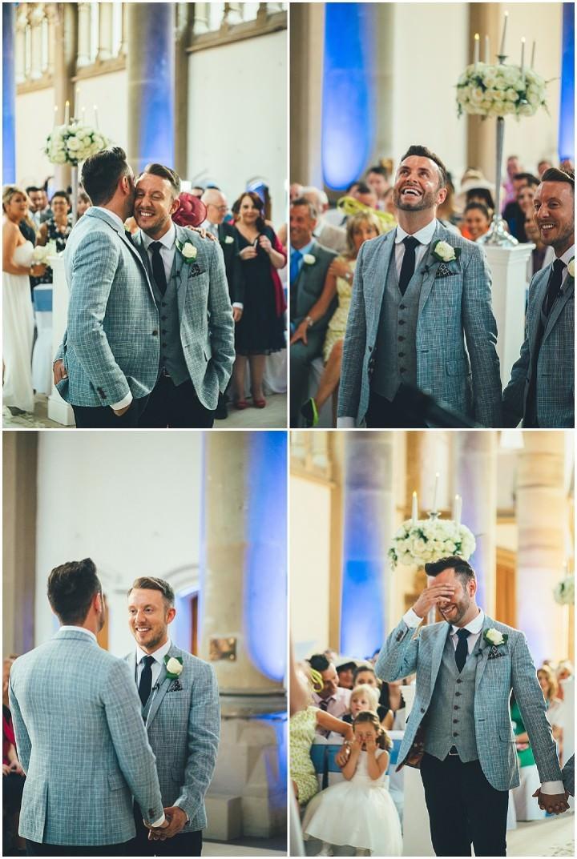 25 Andrew & Glenn's Mr Perfect Manchester Wedding. By Nicola Thompson