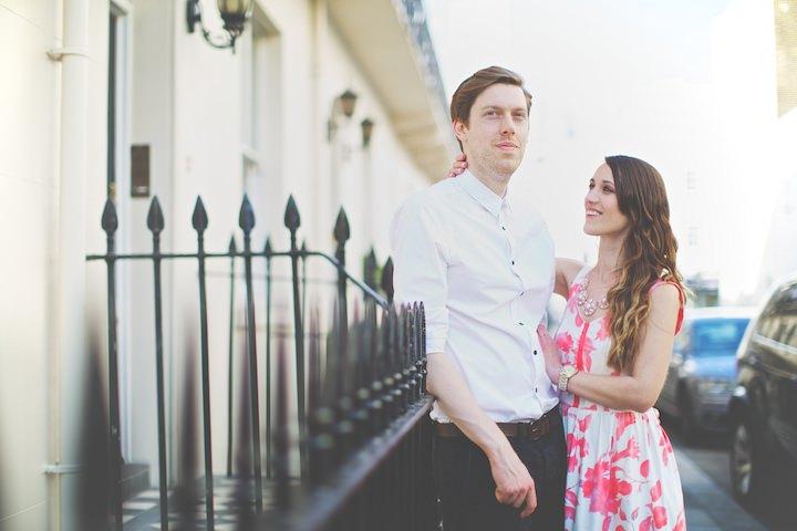 25 Emily & Michael's Belgravia Pre-wedding Shoot. By Jacob & Pauline Photography