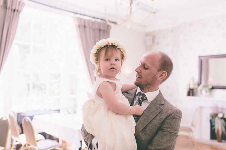 26 Ellie & Neil's Vintage, Shabby Chic Wedding. By Scuffins Photography