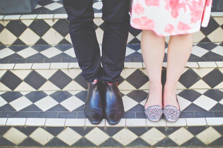 26 Emily & Michael's Belgravia Pre-wedding Shoot. By Jacob & Pauline Photography