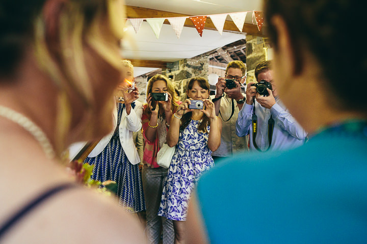 26 Lyndsey & Ffion's Relaxed, Multicultural Wedding. By Vickerstaff Photography