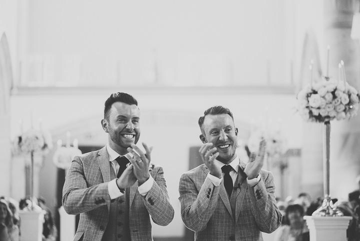 27 Andrew & Glenn's Mr Perfect Manchester Wedding. By Nicola Thompson