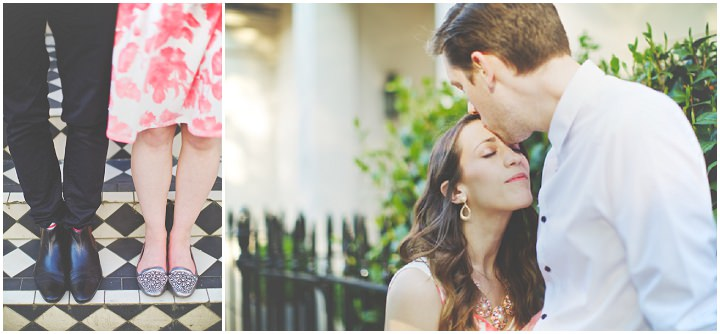 27 Emily & Michael's Belgravia Pre-wedding Shoot. By Jacob & Pauline Photography