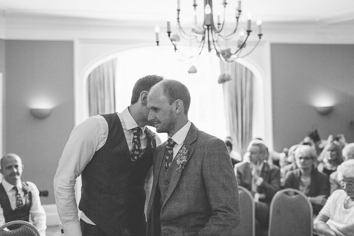 28 Ellie & Neil's Vintage, Shabby Chic Wedding. By Scuffins Photography