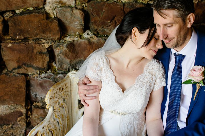 28 Kerry & Paul's Soft Pastel, Barn Wedding. By Tux and Tales
