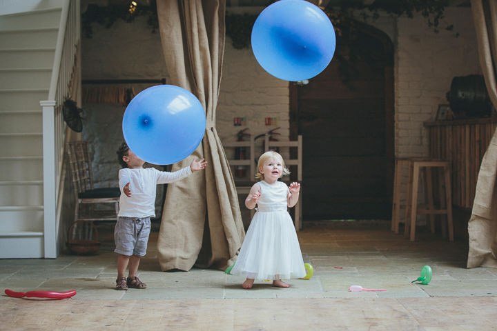 3 Katy & Steven's Navy Dorset Barn Wedding. By Helen Lisk