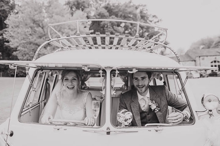 3 Laura & Patrick Informal, Light & Sunny Wedding. By Paul Joseph Photography
