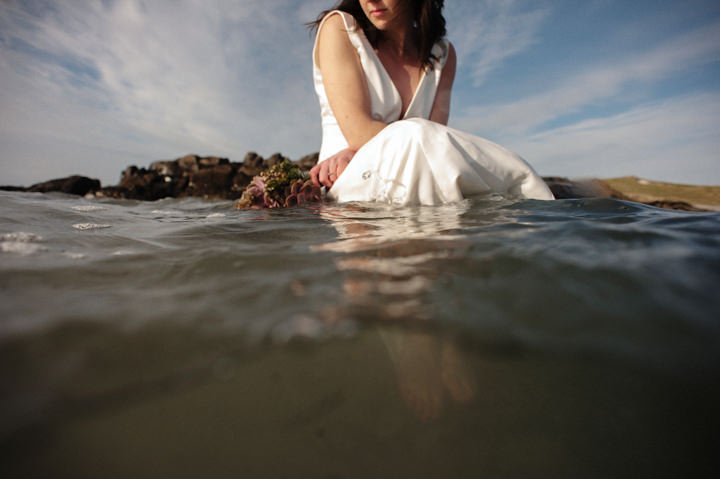 3 Song to the Siren. A Styled Shoot on a Scottish Isle