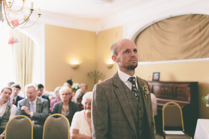 30 Ellie & Neil's Vintage, Shabby Chic Wedding. By Scuffins Photography