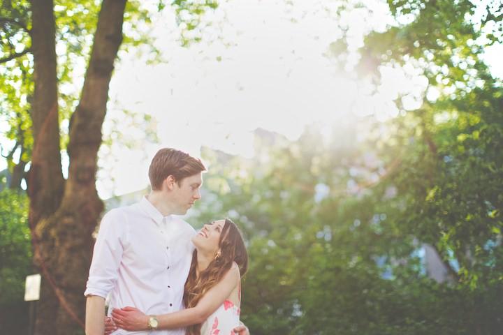 30 Emily & Michael's Belgravia Pre-wedding Shoot. By Jacob & Pauline Photography