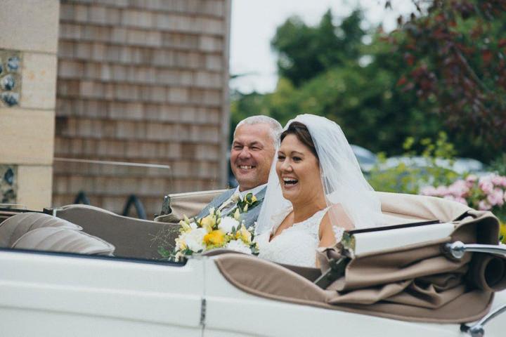 30 Katie & Chris' Vintage Inspired Rustic Wedding. By Funky Pixel