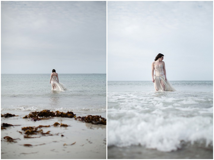 30 Song to the Siren. A Styled Shoot on a Scottish Isle