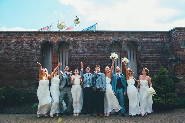 33 Andrew & Glenn's Mr Perfect Manchester Wedding. By Nicola Thompson