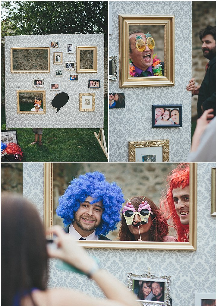 34 Katy & Steven's Navy Dorset Barn Wedding. By Helen Lisk