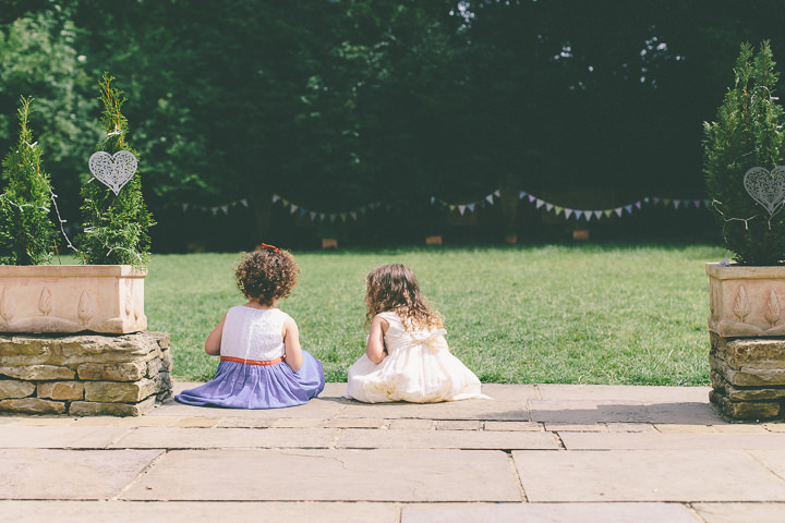 36 Ellie & Neil's Vintage, Shabby Chic Wedding. By Scuffins Photography