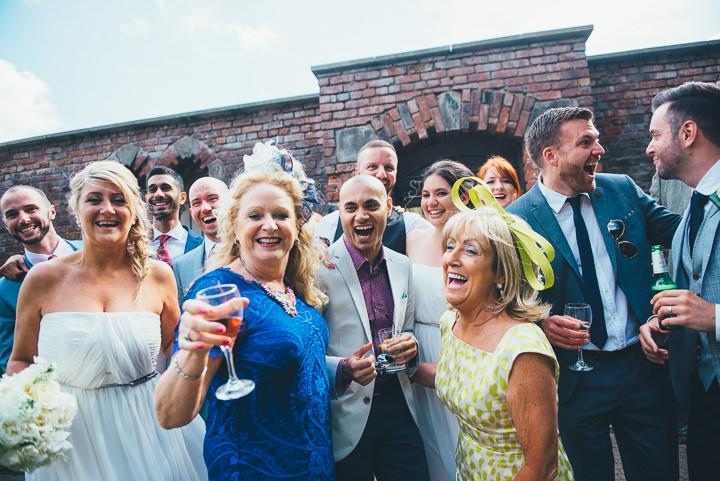 37 Andrew & Glenn's Mr Perfect Manchester Wedding. By Nicola Thompson
