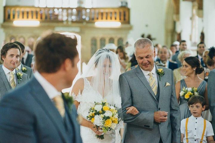 37 Katie & Chris' Vintage Inspired Rustic Wedding. By Funky Pixel