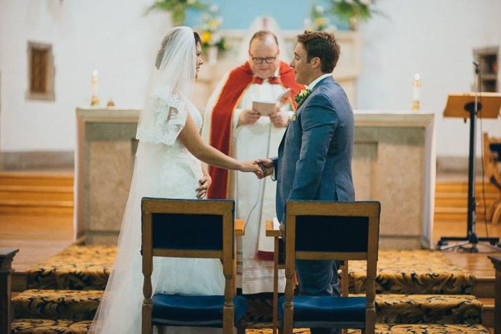 38 Katie & Chris' Vintage Inspired Rustic Wedding. By Funky Pixel