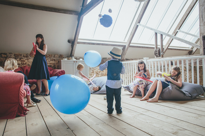 39 Katy & Steven's Navy Dorset Barn Wedding. By Helen Lisk