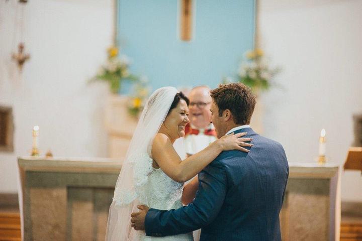 40 Katie & Chris' Vintage Inspired Rustic Wedding. By Funky Pixel