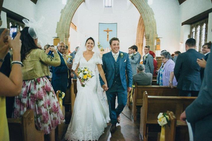 42 Katie & Chris' Vintage Inspired Rustic Wedding. By Funky Pixel