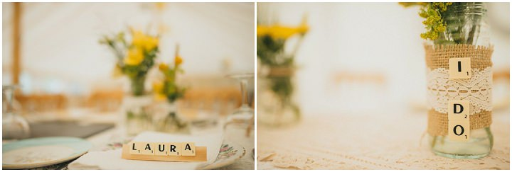 45 Katie & Chris' Vintage Inspired Rustic Wedding. By Funky Pixel