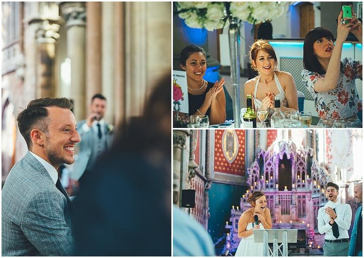 46 Andrew & Glenn's Mr Perfect Manchester Wedding. By Nicola Thompson