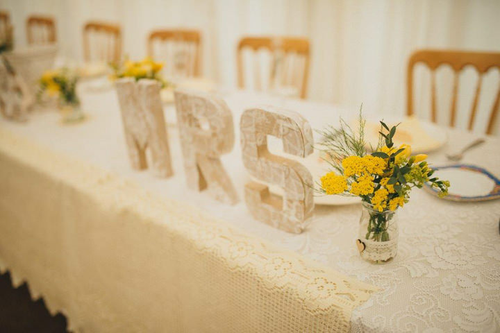 46 Katie & Chris' Vintage Inspired Rustic Wedding. By Funky Pixel