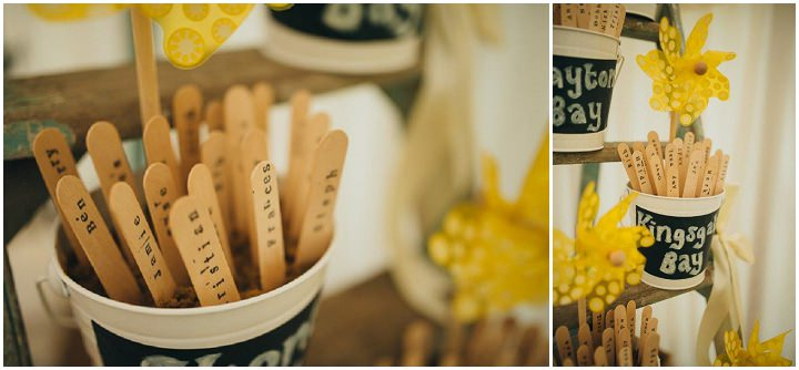 47 Katie & Chris' Vintage Inspired Rustic Wedding. By Funky Pixel