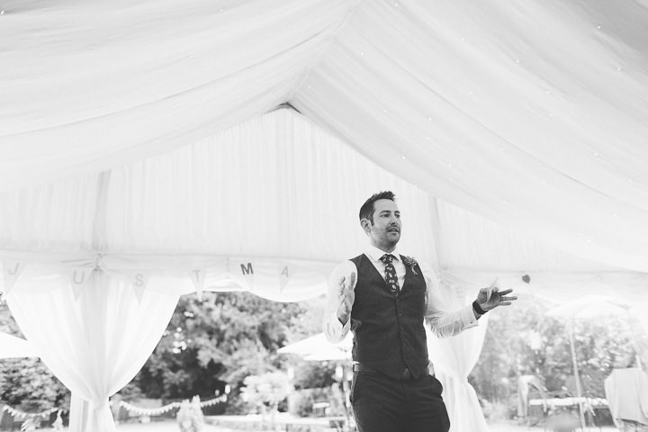 50 Ellie & Neil's Vintage, Shabby Chic Wedding. By Scuffins Photography