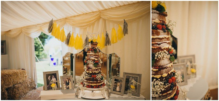 50 Katie & Chris' Vintage Inspired Rustic Wedding. By Funky Pixel