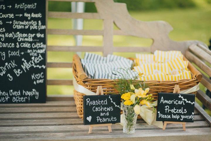 51 Katie & Chris' Vintage Inspired Rustic Wedding. By Funky Pixel