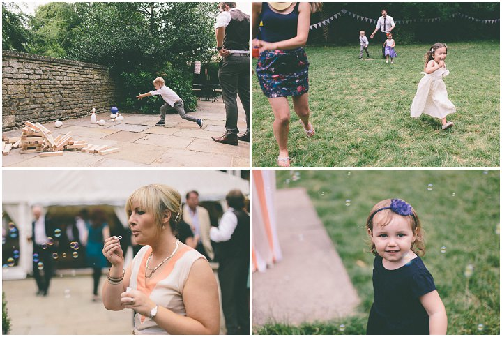 53 Ellie & Neil's Vintage, Shabby Chic Wedding. By Scuffins Photography