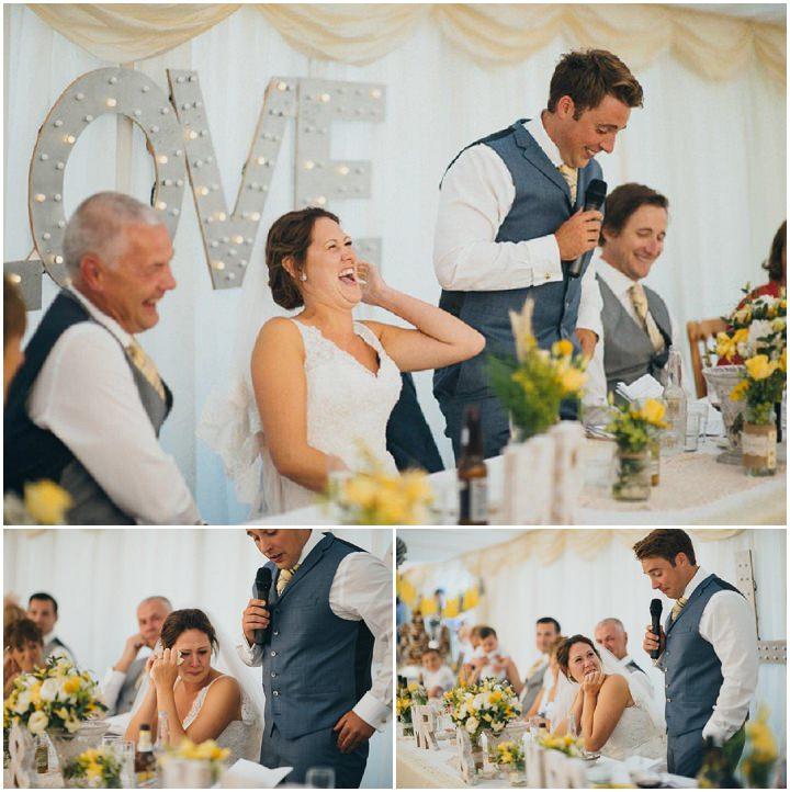 55 Katie & Chris' Vintage Inspired Rustic Wedding. By Funky Pixel