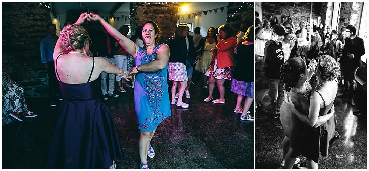 56 Lyndsey & Ffion's Relaxed, Multicultural Wedding. By Vickerstaff Photography