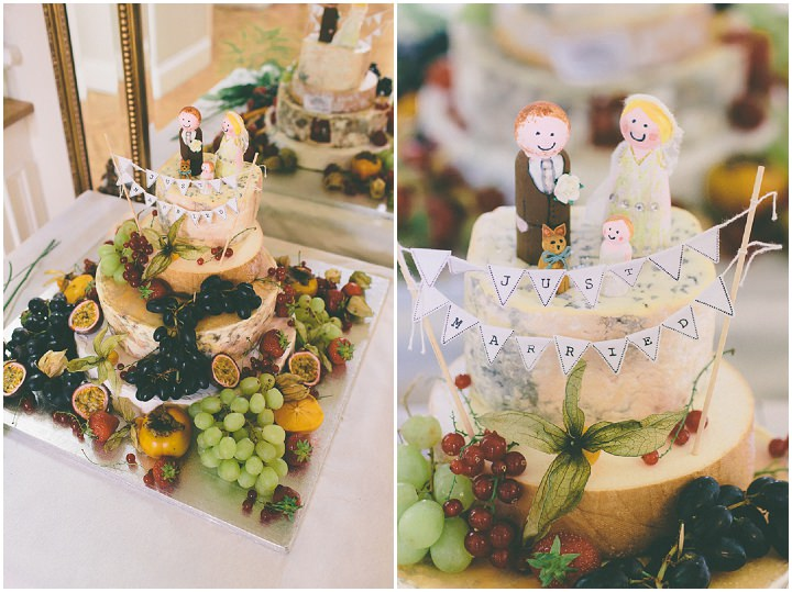57 Ellie & Neil's Vintage, Shabby Chic Wedding. By Scuffins Photography