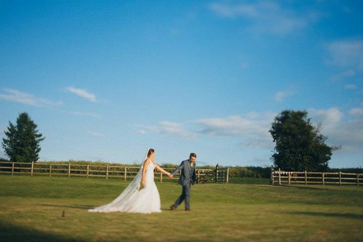 58 Katie & Chris' Vintage Inspired Rustic Wedding. By Funky Pixel