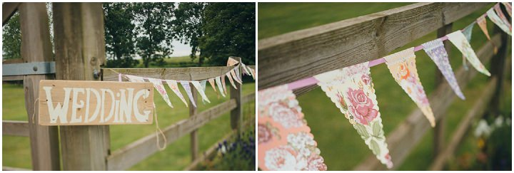 59 Katie & Chris' Vintage Inspired Rustic Wedding. By Funky Pixel