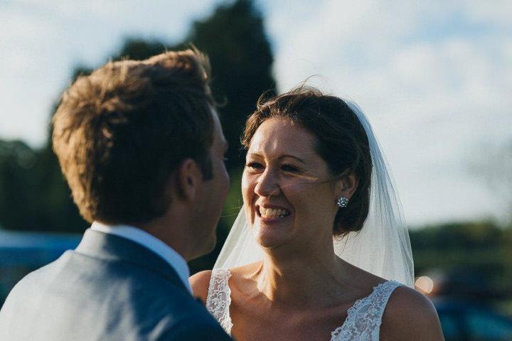 60 Katie & Chris' Vintage Inspired Rustic Wedding. By Funky Pixel