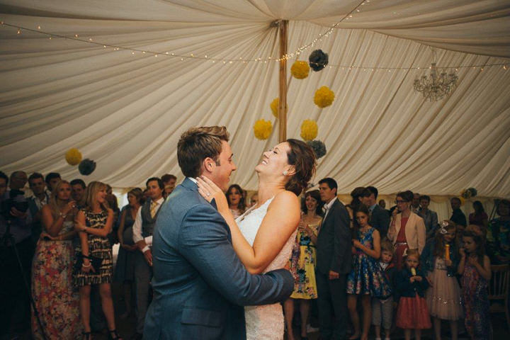 63 Katie & Chris' Vintage Inspired Rustic Wedding. By Funky Pixel